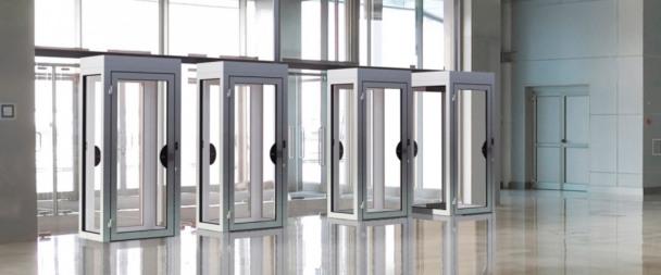 Sistema de esclusas de acceso, esclusas de acceso