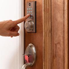 Instalación de cerraduras digitales, cerraduras digitales