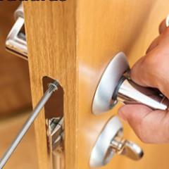 Instalación de cerraduras en puertas, instalación de cerraduras